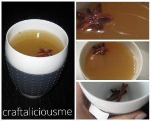 hot apple cider special holiday season