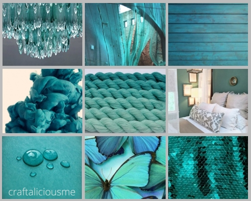 Colorful Moodboards {Getting a craft room} – craftaliciousme