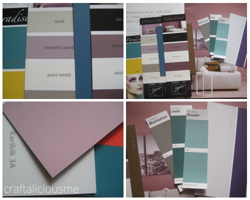 paint samples found at  www.craftaliciousme.com