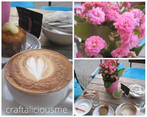 Foto Frage Freitag Café