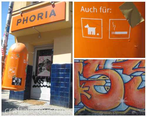 orange Berlin