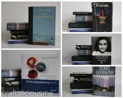 Frage-Foto-Freitag Liebingsbücher