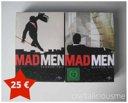 Mad Men 1 & 2