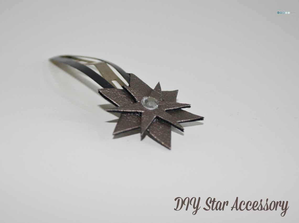 star accessory hairclip