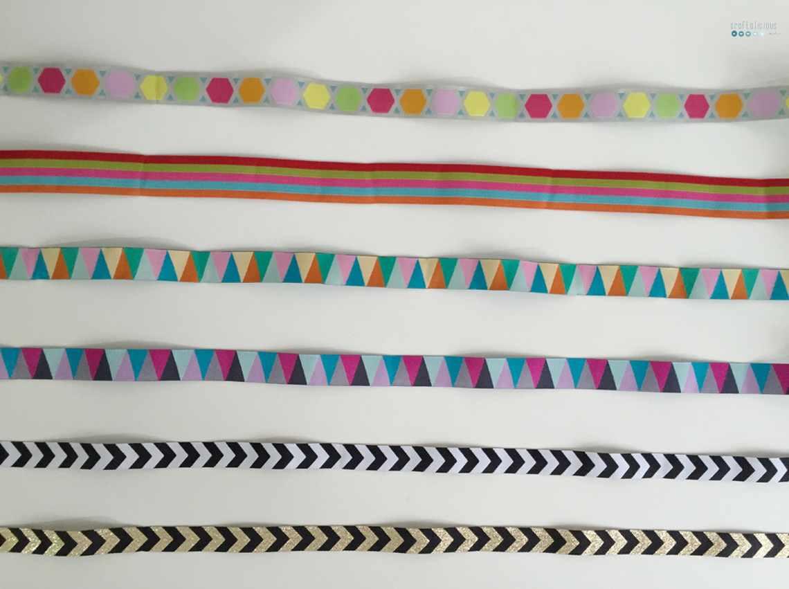 Farbenmix Bänder