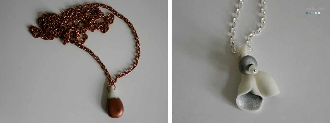 cold porcelain necklaces