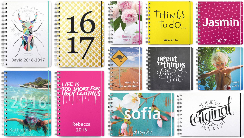 cover persönliche Kalender