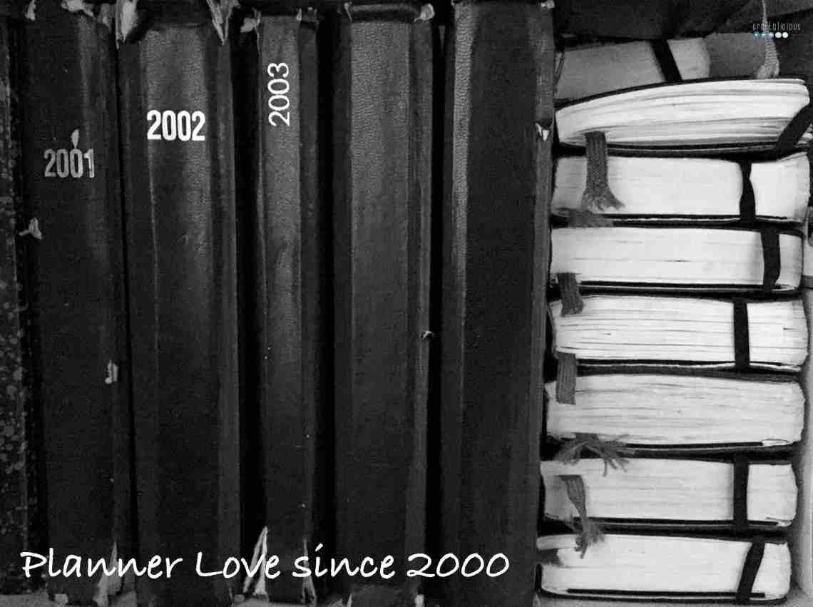 Planner Love since 2000