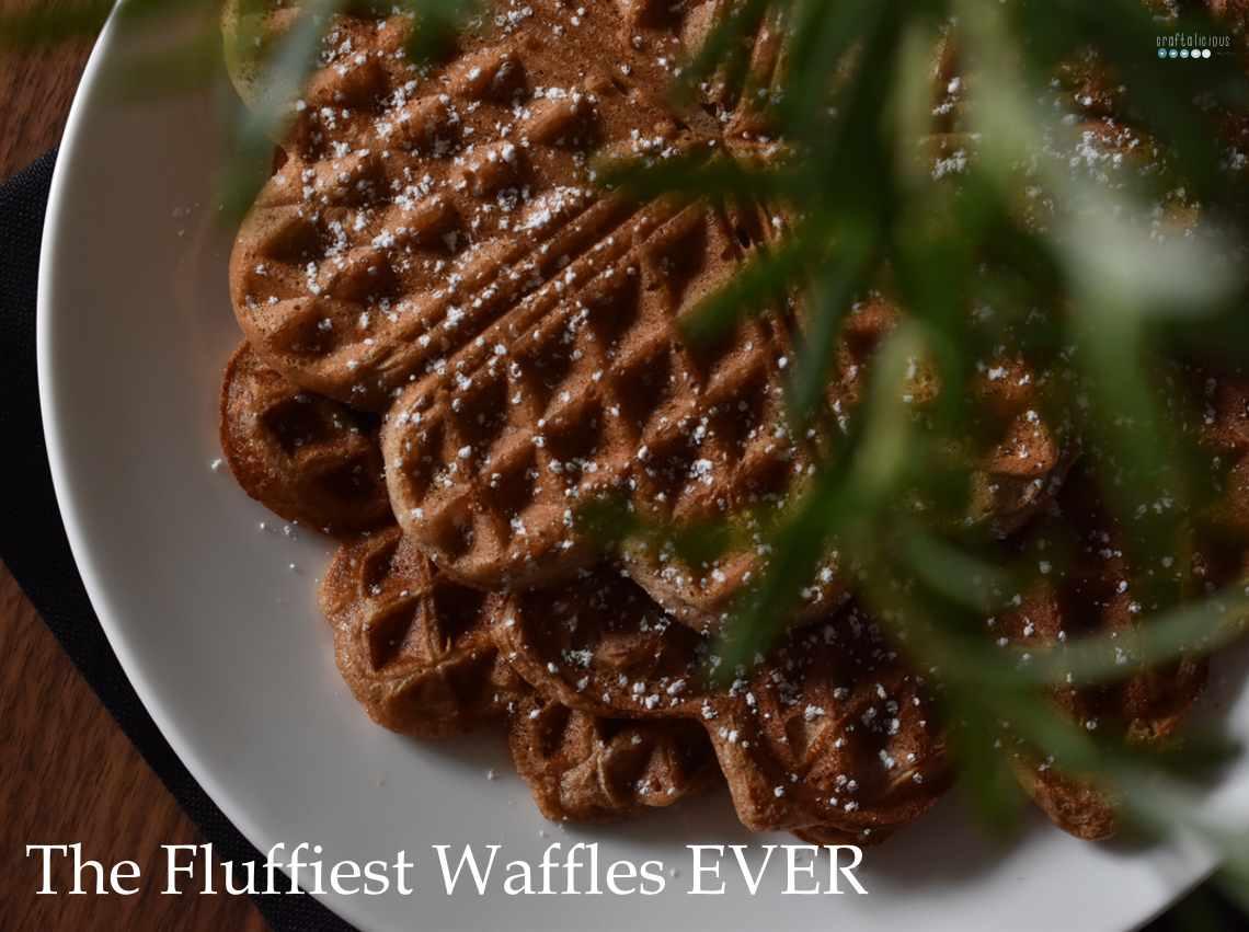 Fluffiest Waffles