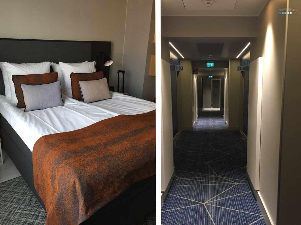Trip to Helsinki Hotel Indigo