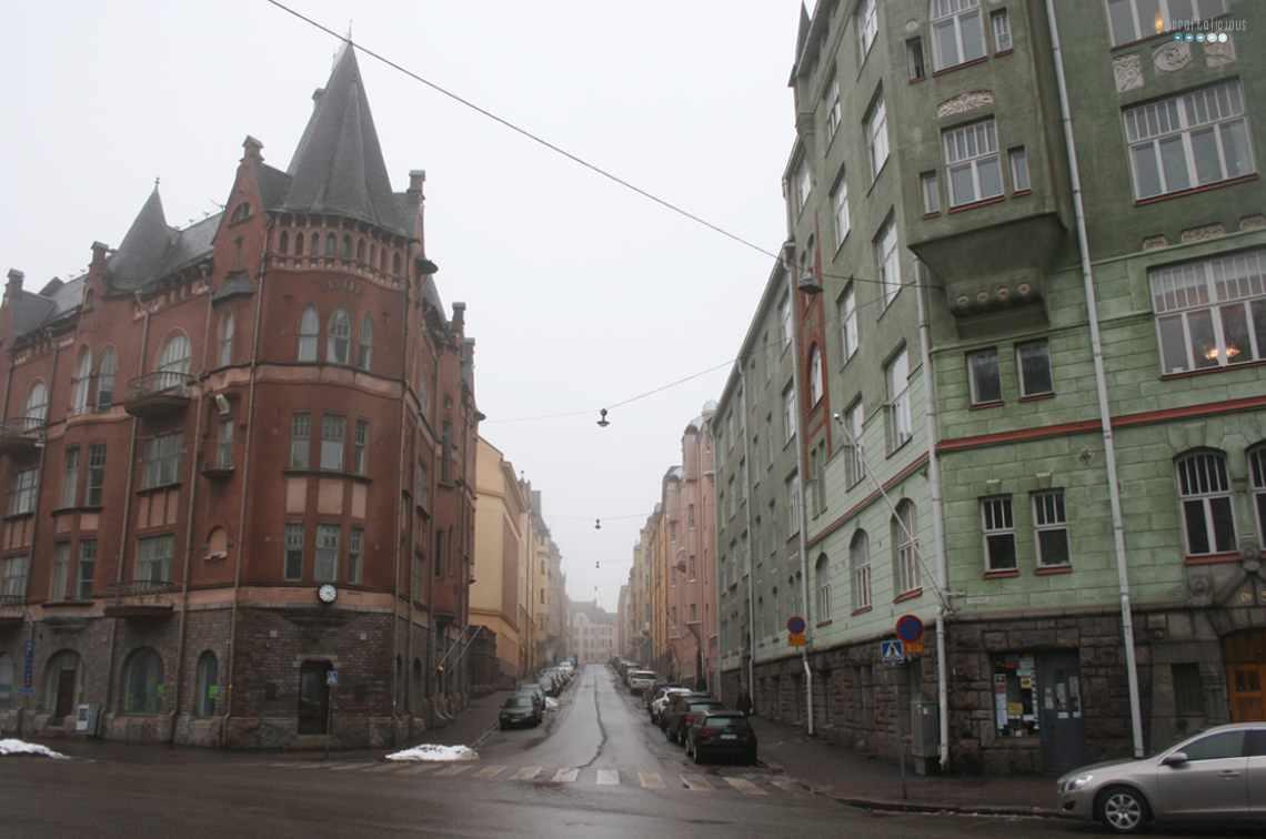 Trip to Helsinki houses