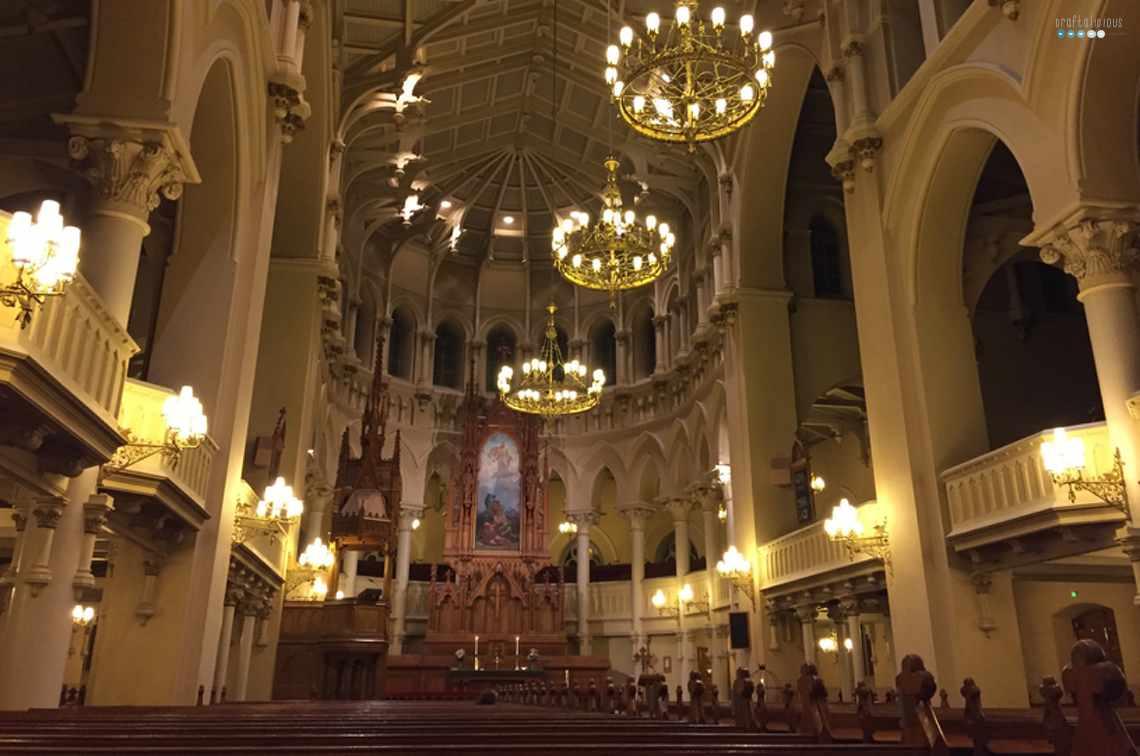 Trip to Helsinki st. Johns church