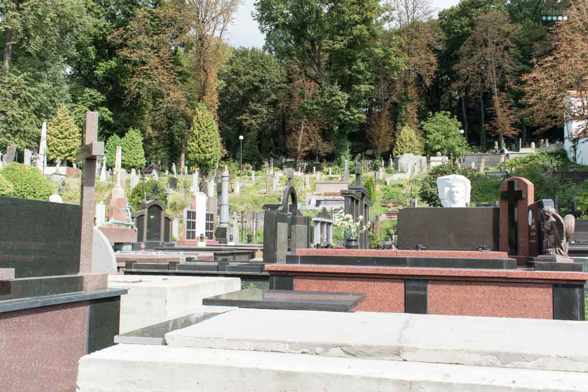 Lviv Lychakiv cemetary