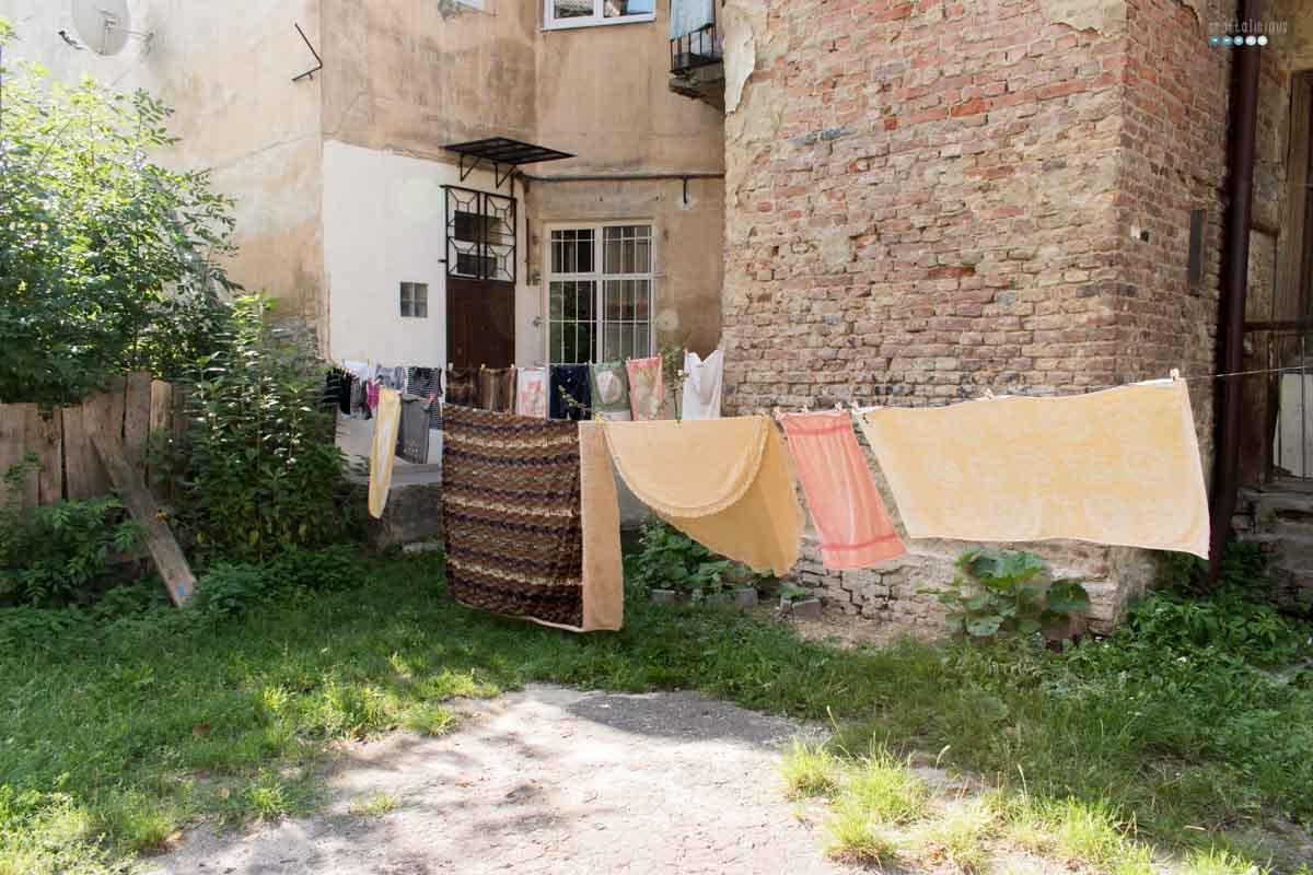 Lviv laundry