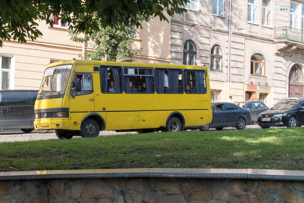 Lviv transportation