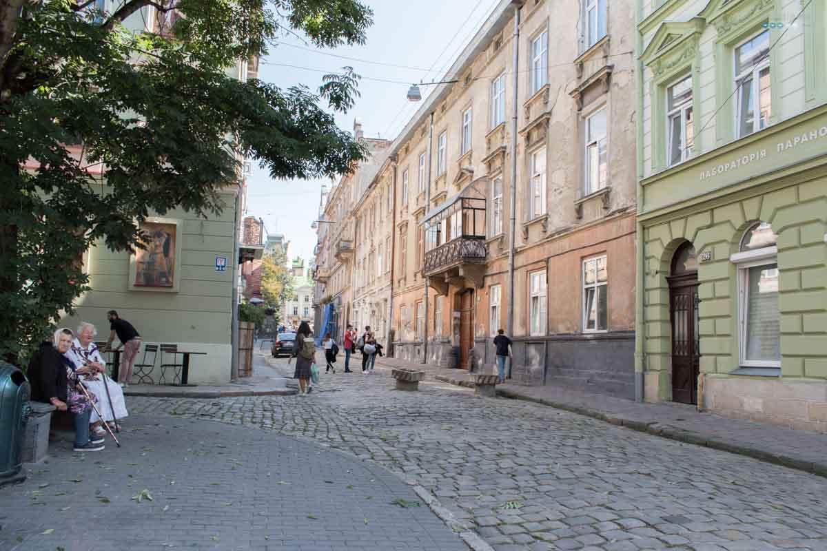 Lviv life