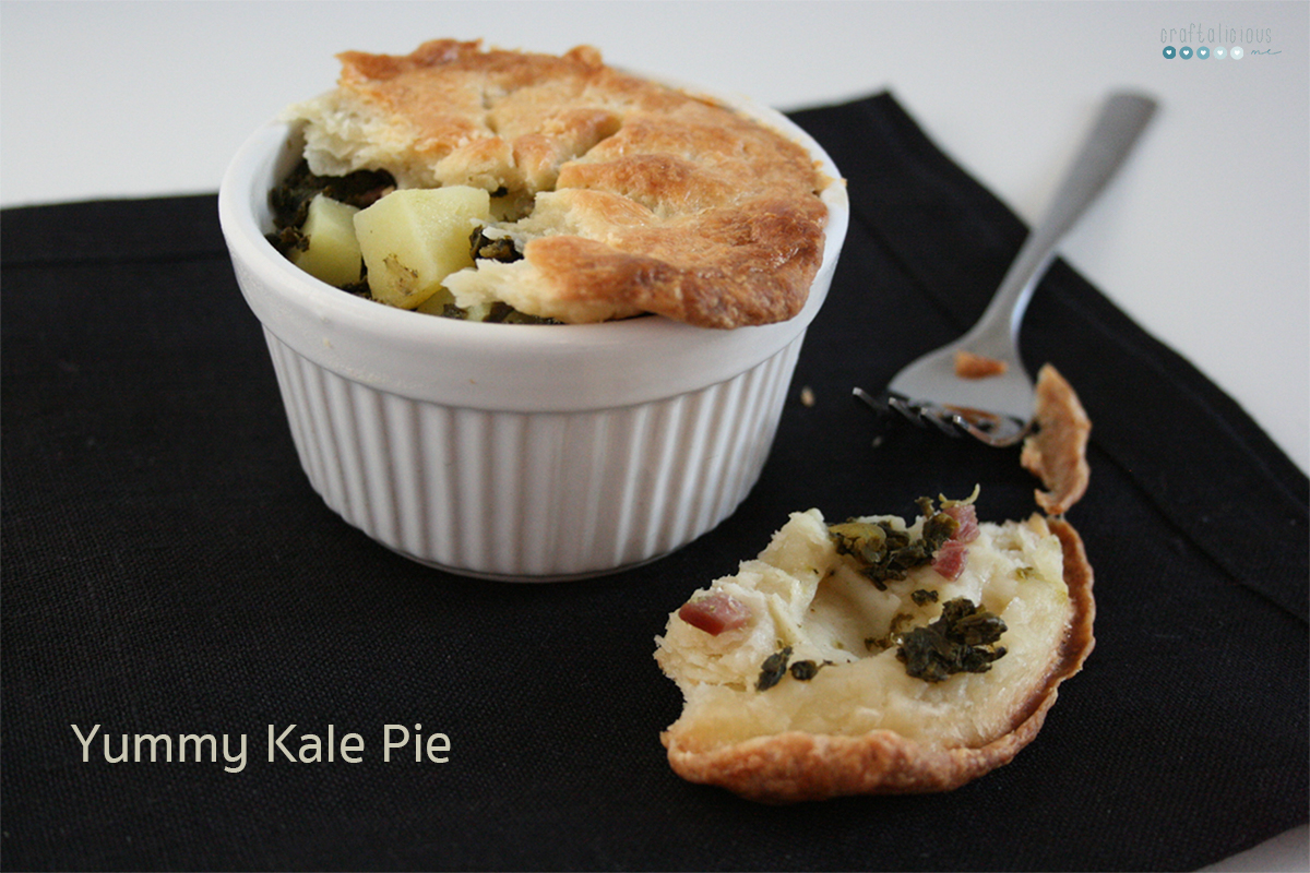 Kale Pie good idea yummy
