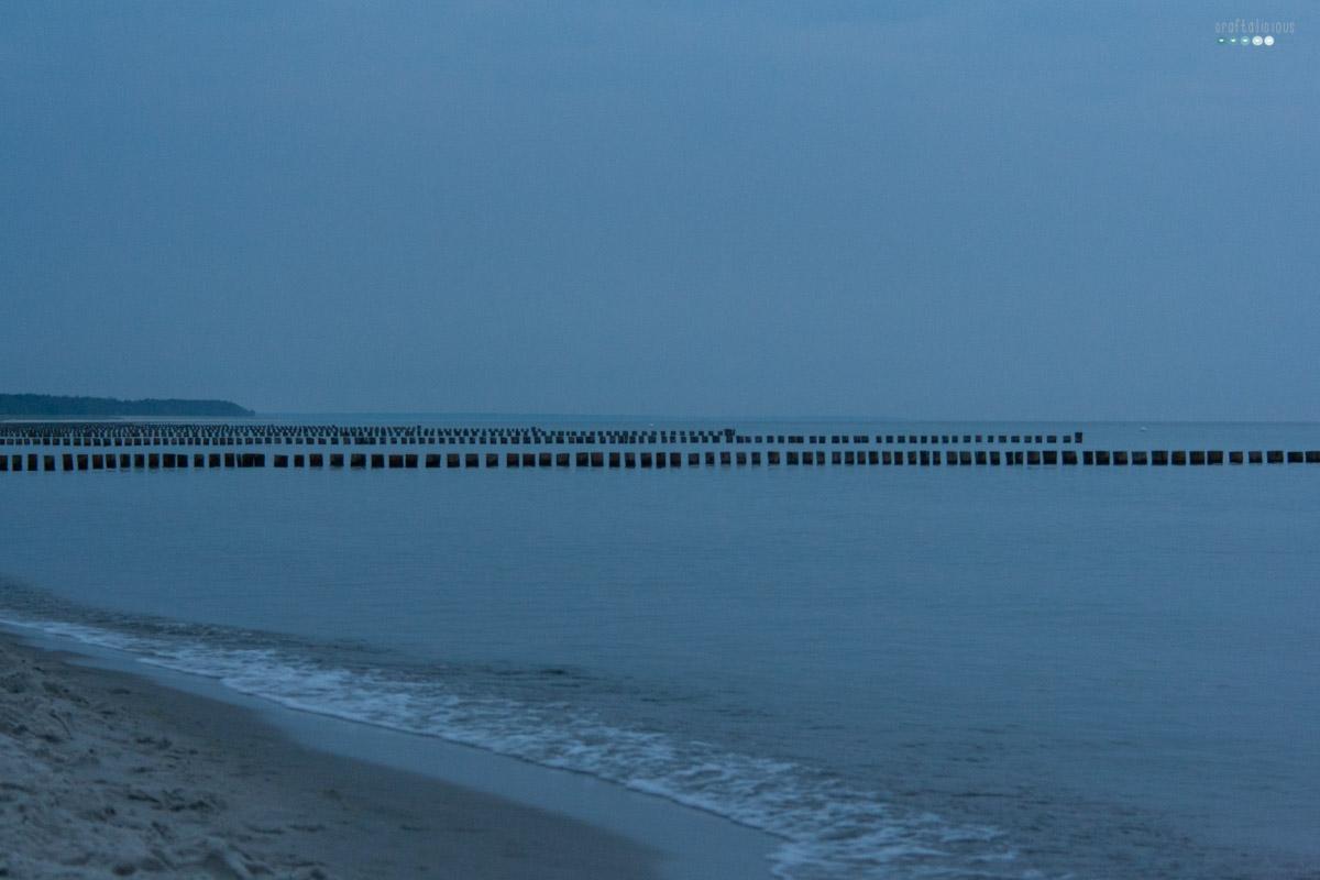 creative balance blue ocean