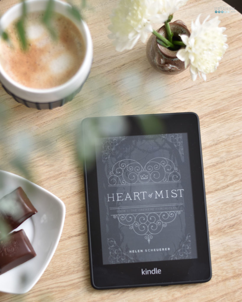 favorite Books 2019 Heart of Mist