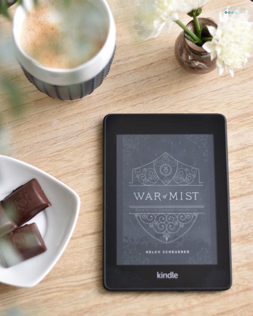 favorite Books 2019 War of Mist