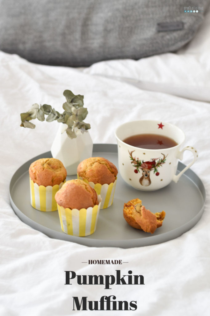 seeking creative life Pumpkin muffins perfect fall dessert craftaliciousme