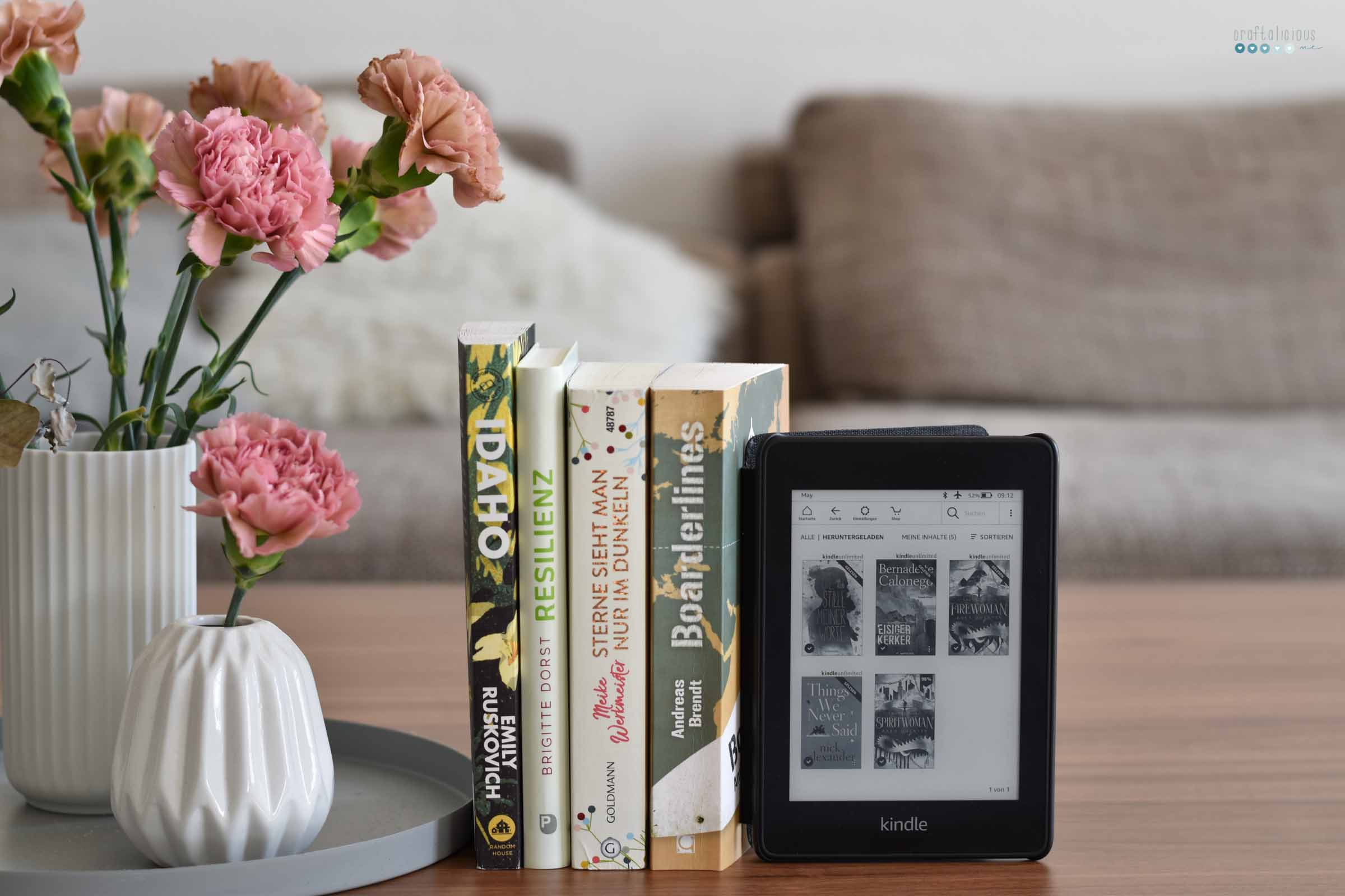 Books I read in May craftaliciousme seeking creatinve life