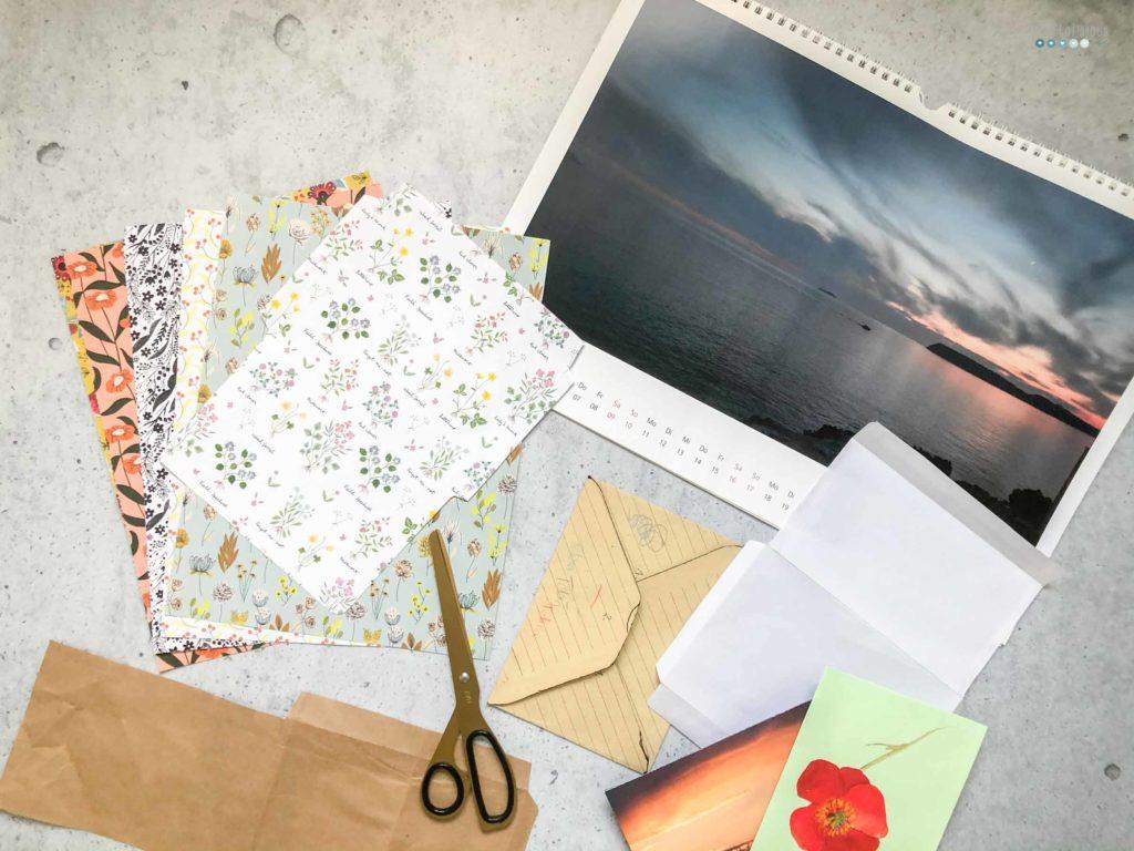 DIY envelope to spruce up snail mail craftaliciousme seeking creative life