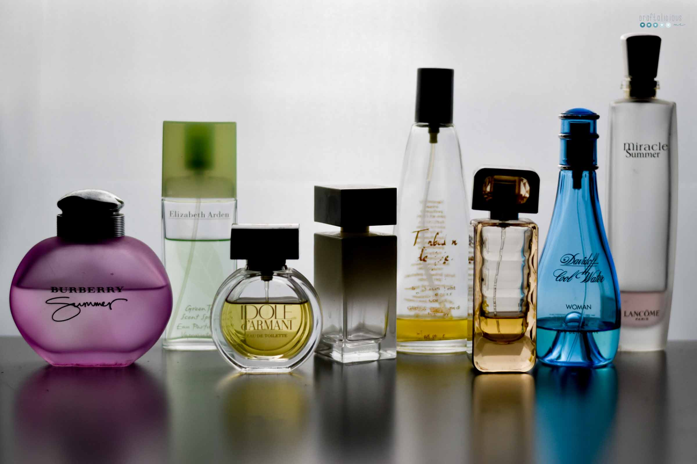 fragrance Collection craftaliciousme seeking creative life
