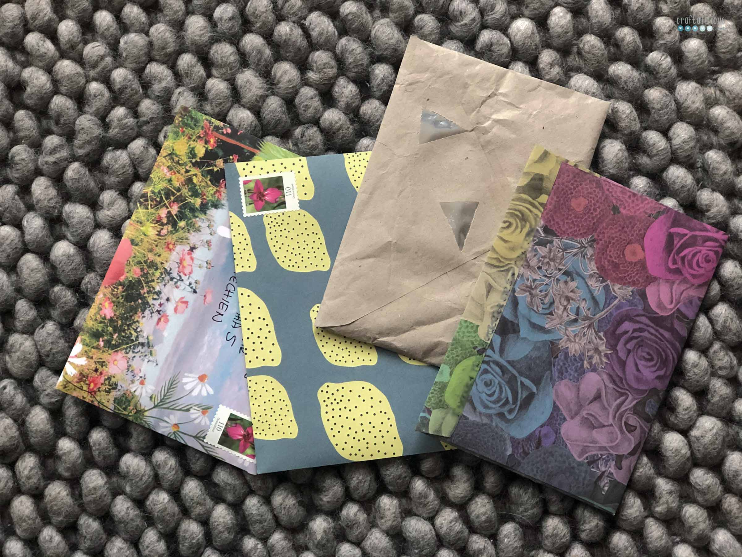 the joy of penpals craftaliciousme seeking creative life