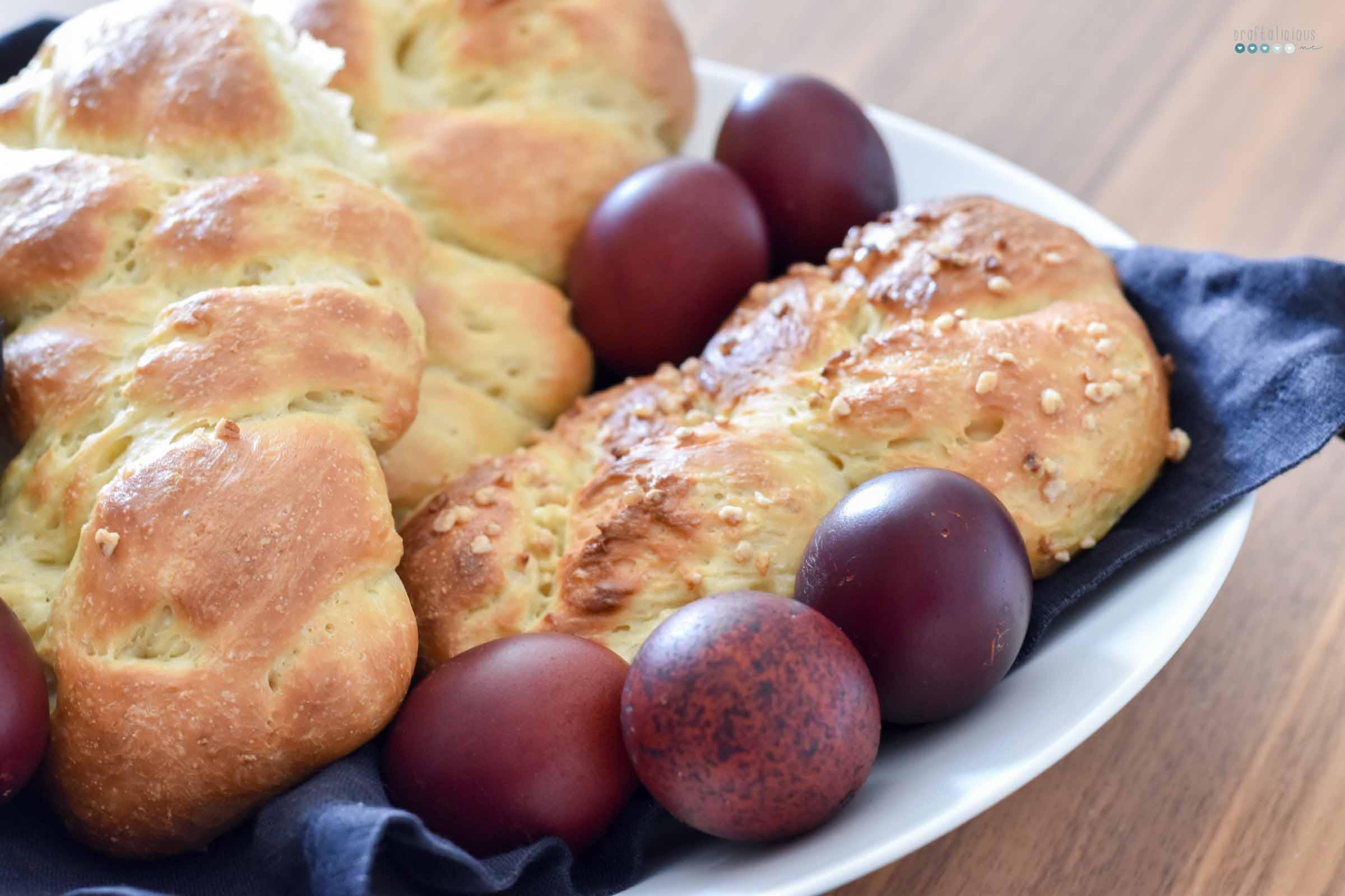 traditional braided easter bread craftaliciousme seeking creative life