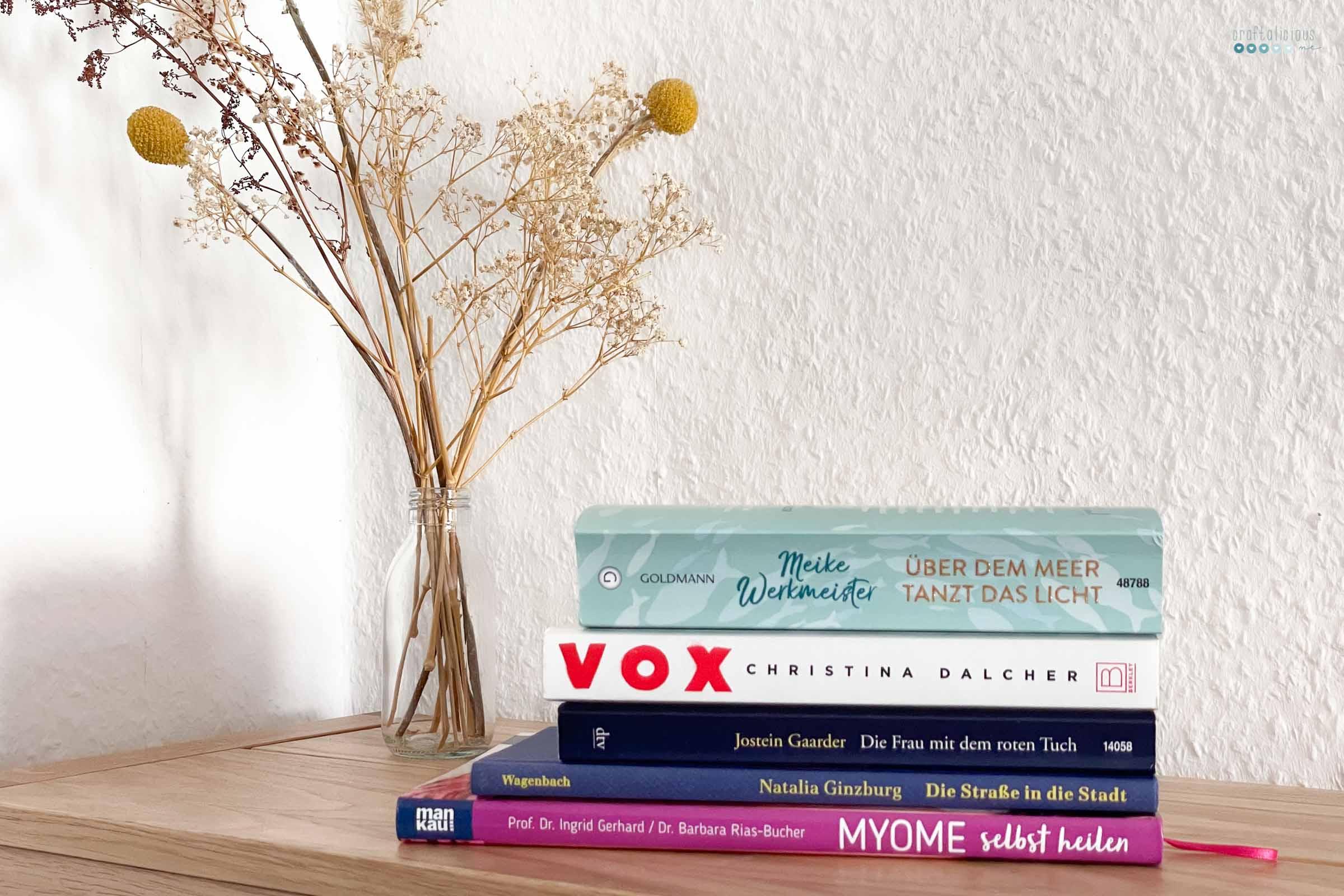 July books what I read craftaliciousme seeking creative life